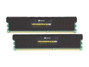 CORSAIR Vengeance LP 8GB (2 x 4GB) 240-Pin DDR3 SDRAM DDR3 1600 (PC3 12800) Low Profile Desktop Memory Model CML8GX3M2A1600C9