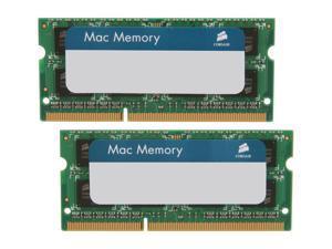 CORSAIR 8GB (2 x 4GB) DDR3 1333 (PC3 10600) Memory for Apple Model CMSA8GX3M2A1333C9