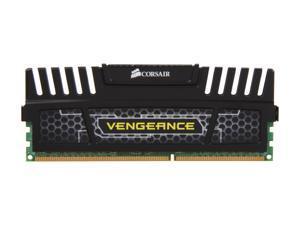 CORSAIR Vengeance 8GB 240-Pin DDR3 SDRAM DDR3 1600 (PC3 12800) Desktop Memory Model CMZ8GX3M1A1600C10