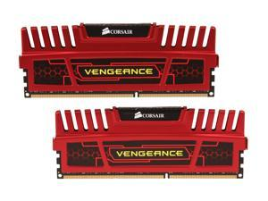 CORSAIR Vengeance 16GB (2 x 8GB) 240-Pin DDR3 SDRAM DDR3 1866 (PC3-15000) Desktop Memory Model CMZ16GX3M2A1866C10R