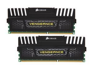 CORSAIR Vengeance 16GB (2 x 8GB) 240-Pin DDR3 SDRAM DDR3 1866 (PC3 15000) Desktop Memory Model CMZ16GX3M2A1866C10