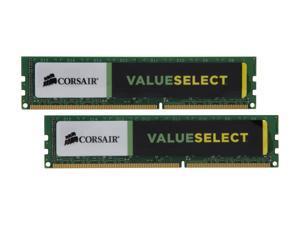 CORSAIR ValueSelect 16GB (2 x 8GB) 240-Pin DDR3 SDRAM DDR3 1600 (PC3 12800) Desktop Memory Model CMV16GX3M2A1600C11