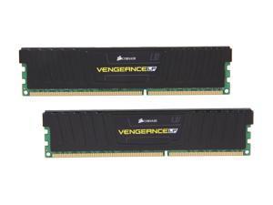 CORSAIR Vengeance LP 16GB (2 x 8GB) 240-Pin DDR3 SDRAM DDR3 1600 (PC3 12800) Desktop Memory Model CML16GX3M2A1600C9