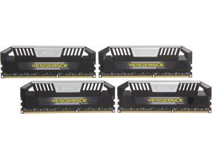 CORSAIR Vengeance Pro 32GB (4 x 8GB) 240-Pin DDR3 SDRAM DDR3 1600 (PC3 12800) Desktop Memory Model CMY32GX3M4A1600C9 (Silver)
