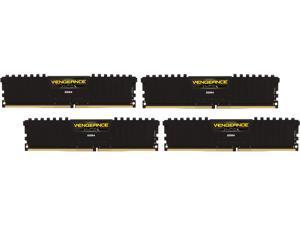 CORSAIR Vengeance LPX 32GB (4 x 8GB) 288-Pin DDR4 SDRAM DDR4 2133 (PC4 17000) Memory Kit Model CMK32GX4M4A2133C13