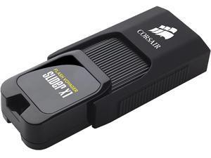 Corsair 32GB Voyager Slider X1 USB 3.0 Flash Drive, Speed Up to 130MB/s (CMFSL3X1-32GB)