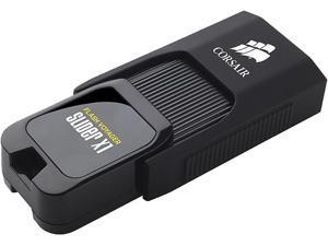 Corsair 128GB Voyager Slider X1 USB 3.0 Flash Drive, Speed Up to 130MB/s (CMFSL3X1-128GB)