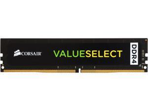 CORSAIR ValueSelect 8GB 288-Pin DDR4 SDRAM DDR4 2133 (PC4 17000) Desktop Memory Model CMV8GX4M1A2133C15