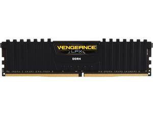 CORSAIR Vengeance LPX 4GB 288-Pin DDR4 SDRAM DDR4 2400 (PC4 19200) Memory Kit Model CMK4GX4M1A2400C14