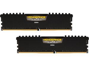 CORSAIR Vengeance LPX 8GB (2 x 4GB) 288-Pin DDR4 SDRAM DDR4 2666 (PC4 21300) Desktop Memory Model CMK8GX4M2A2666C16