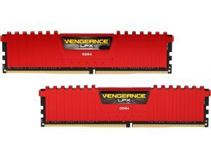 CORSAIR Vengeance LPX 8GB (2 x 4GB) 288-Pin DDR4 SDRAM DDR4 3000 (PC4 24000) Desktop Memory Model CMK8GX4M2B3000C15R