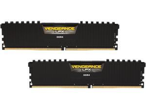CORSAIR Vengeance LPX 16GB (2 x 8GB) 288-Pin DDR4 SDRAM DDR4 2666 (PC4 21300) Intel XMP 2.0 Desktop Memory Model CMK16GX4M2A2666C16