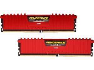 CORSAIR Vengeance LPX 16GB (2 x 8GB) 288-Pin DDR4 SDRAM DDR4 2666 (PC4 21300) Intel XMP 2.0 Desktop Memory Model CMK16GX4M2A2666C16R