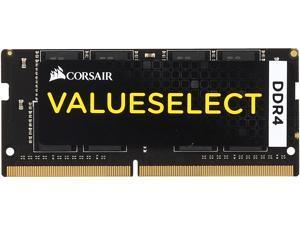 CORSAIR ValueSelect 8GB 260-Pin DDR4 SO-DIMM DDR4 2133 (PC4 17000) Laptop Memory Model CMSO8GX4M1A2133C15