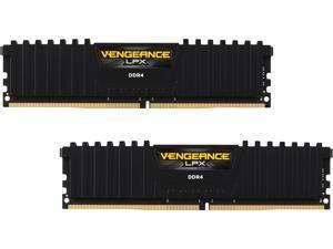 CORSAIR Vengeance LPX 32GB (2 x 16GB) 288-Pin DDR4 SDRAM DDR4 2666 (PC4 21300) Intel XMP 2.0 Memory Kit Model CMK32GX4M2A2666C16