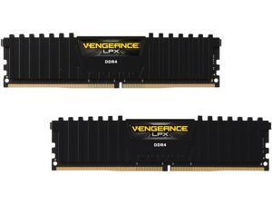 CORSAIR Vengeance LPX 32GB (2 x 16GB) 288-Pin DDR4 SDRAM DDR4 2400 (PC4 19200) Memory Kit Model CMK32GX4M2A2400C14