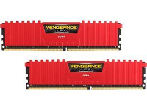 CORSAIR Vengeance LPX 16GB (2 x 8GB) 288-Pin DDR4 SDRAM DDR4 3000 (PC4 24000) Intel XMP 2.0 Desktop Memory Model CMK16GX4M2B3000C15R