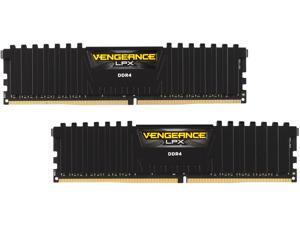 CORSAIR Vengeance LPX 8GB (2 x 4GB) 288-Pin DDR4 SDRAM DDR4 3200 (PC4 25600) Desktop Memory Model CMK8GX4M2B3200C16