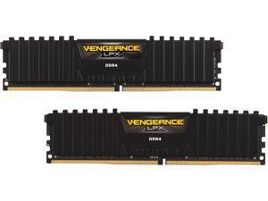 CORSAIR Vengeance LPX 32GB (2 x 16GB) 288-Pin DDR4 SDRAM DDR4 2133 (PC4 17000) Memory Kit Model CMK32GX4M2A2133C13