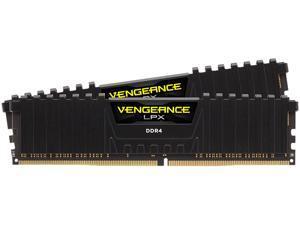 CORSAIR Vengeance LPX 16GB (2 x 8GB) 288-Pin DDR4 SDRAM DDR4 3600 (PC4 28800) Desktop Memory Model CMK16GX4M2B3600C18