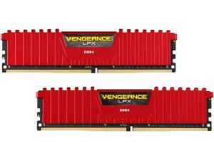 CORSAIR Vengeance LPX 32GB (2 x 16GB) 288-Pin DDR4 SDRAM DDR4 3200 (PC4 25600) Desktop Memory Model CMK32GX4M2B3200C16R