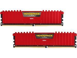 CORSAIR Vengeance LPX 32GB (2 x 16GB) 288-Pin DDR4 SDRAM DDR4 3000 (PC4 24000) Desktop Memory Model CMK32GX4M2B3000C15R