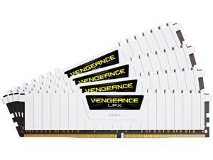 CORSAIR Vengeance LPX 32GB (4 x 8GB) 288-Pin DDR4 SDRAM DDR4 3200 (PC4 25600) Desktop Memory Model CMK32GX4M4B3200C16W