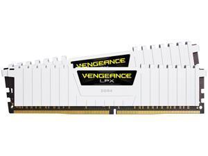 CORSAIR Vengeance LPX 32GB (2 x 16GB) 288-Pin DDR4 SDRAM DDR4 2666 (PC4 21300) Desktop Memory Model CMK32GX4M2A2666C16W