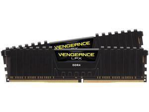 CORSAIR Vengeance LPX 8GB (2 x 4GB) 288-Pin DDR4 SDRAM DDR4 3000 (PC4 24000) Desktop Memory Model CMK8GX4M2C3000C16