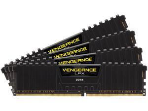 CORSAIR Vengeance LPX (AMD Ryzen Ready) 32GB (4 x 8GB) 288-Pin DDR4 3200 (PC4 25600) Desktop Memory Model CMK32GX4M4Z3200C16