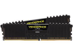 CORSAIR Vengeance LPX 32GB (2 x 16GB) 288-Pin DDR4 SDRAM DDR4 3000 (PC4 24000) Intel XMP 2.0 Desktop Memory Model CMK32GX4M2D3000C16