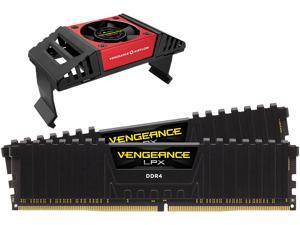 CORSAIR Vengeance LPX 16GB (2 x 8GB) 288-Pin DDR4 SDRAM DDR4 4600 (PC4 36800) Desktop Memory Model CMK16GX4M2K4600C19