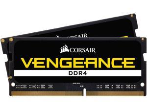 CORSAIR Vengeance 32GB (2 x 16GB) 260-Pin DDR4 SO-DIMM DDR4 3000 (PC4 24000) Laptop Memory Model CMSX32GX4M2A3000C18