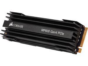 Corsair Force MP600 M.2 2280 2TB PCI-Express Gen 4.0 x4 NVMe 3D TLC Internal Solid State Drive (SSD) CSSD-F2000GBMP600