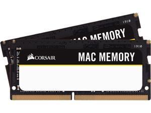 CORSAIR 32GB (2 x 16GB) DDR4 2666 (PC4 21300) Memory for Apple Model CMSA32GX4M2A2666C18
