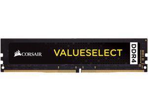 CORSAIR ValueSelect 32GB 288-Pin DDR4 SDRAM DDR4 2666 (PC4 21300) Desktop Memory Model CMV32GX4M1A2666C18