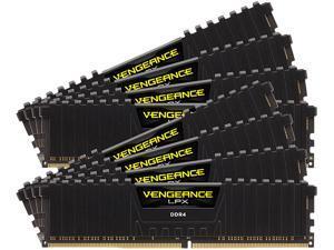 CORSAIR Vengeance LPX 256GB (8 x 32GB) 288-Pin DDR4 SDRAM DDR4 3200 (PC4 25600) Desktop Memory Model CMK256GX4M8E3200C16
