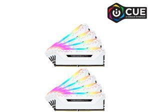 CORSAIR Vengeance RGB Pro 256GB (8 x 32GB) 288-Pin DDR4 SDRAM DDR4 3200 (PC4 25600) Desktop Memory Model CMW256GX4M8E3200C16W