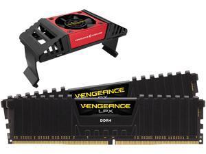 CORSAIR Vengeance LPX (AMD Ryzen Ready) 32GB (2 x 16GB) 288-Pin DDR4 5000 (PC4-40000) Desktop Memory Model CMK32GX4M2Z5000C18