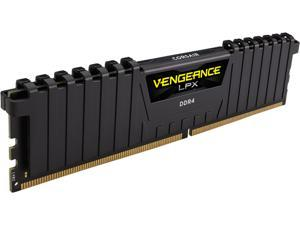 CORSAIR Vengeance LPX (AMD Ryzen Ready) 8GB 288-Pin DDR4 3600 (PC4 28800) Desktop Memory Model CMK8GX4M1Z3600C18