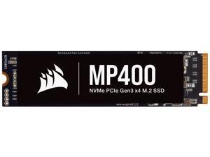 Corsair MP400 M.2 2280 2TB PCI-Express 3.0 x4, NVMe 1.3 3D QLC Internal Solid State Drive (SSD) CSSD-F2000GBMP400