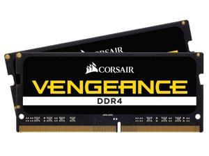 CORSAIR Vengeance 32GB (2 x 16GB) 260-Pin DDR4 SO-DIMM DDR4 2933 (PC4 23400) Laptop Memory Model CMSX32GX4M2A2933C20