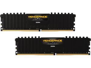 CORSAIR Vengeance LPX 32GB (2 x 16GB) 288-Pin DDR4 SDRAM DDR4 4000 (PC4 32000) Intel XMP 2.0 Desktop Memory Model CMK32GX4M2G4000C19