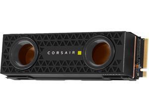Corsair MP600 Pro M.2 2280 2TB PCIe Gen 4.0 x4, NVMe 1.4 3D TLC Internal Solid State Drive (SSD) CSSD-F2000GBMP600HXE
