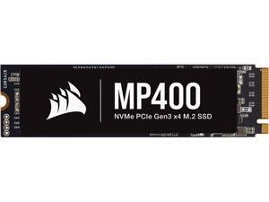 Corsair MP400 M.2 2280 1TB PCI-Express Gen 3.0 x4, NVMe 1.3 3D QLC Internal Solid State Drive (SSD) CSSD-F1000GBMP400R2