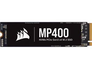 Corsair MP400 M.2 2280 2TB PCI-Express Gen 3.0 x4, NVMe 1.3 3D QLC Internal Solid State Drive (SSD) CSSD-F2000GBMP400R2