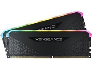 CORSAIR Vengeance RGB RS 32GB (2 x 16GB) 288-Pin DDR4 SDRAM DDR4 3600 (PC4 28800) Intel XMP 2.0 Desktop Memory Model CMG32GX4M2D3600C18