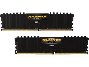 CORSAIR Vengeance LPX 16GB (2 x 8GB) 288-Pin DDR4 SDRAM DDR4 3600 (PC4 28800) Intel XMP 2.0 Desktop Memory Model CMK16GX4M2C3600C14