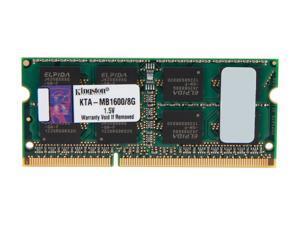 Kingston 8GB DDR3 1600 Memory for Apple Model KTA-MB1600/8G
