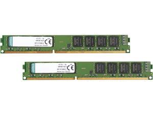 Kingston 16GB (2 x 8GB) 240-Pin DDR3 SDRAM DDR3 1600 Desktop Memory Model KVR16N11K2/16